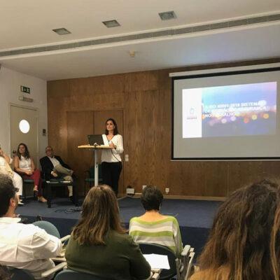 """Seminário """"Desafios da ISO 45001"""" – Sala Cheia"""
