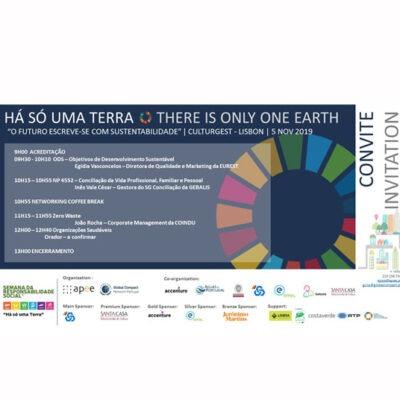"""""""O Futuro escreve-se com Sustentabilidade"""""""