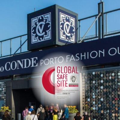 Vila do Conde Outlet recebe certificação Global Safe Site