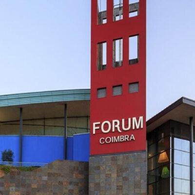 Fórum Coimbra com distinção Global Safe Site