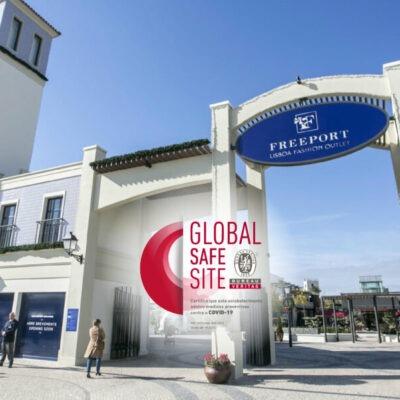 Freeport Lisboa recebe certificação Bureau Veritas