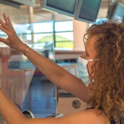O BUREAU VERITAS aprova as medidas de higiene nos aeroportos europeus VINCI AIRPORTS