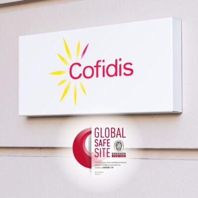 Cofidis com Certificação Global Safe Site