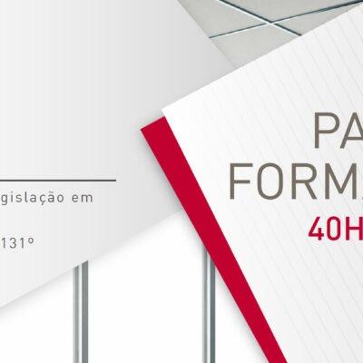 Pacote Formativo Bureau Veritas 2021 – Pack de Segurança – 40 horas Anuais