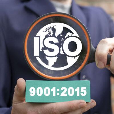 QL15. Habilitação para Auditor de 3ª parte – ISO 9001:2015